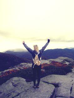 summit of Wright peak, Adirondacks