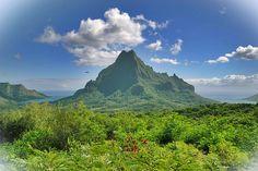Belvedere Lookout, Moorea | Flickr: partage de photos!