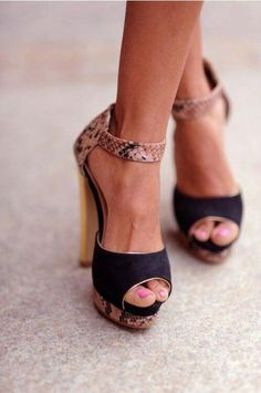 These shoes are cute!
