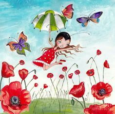 . umbrella, illustr