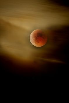 ♥ moon eclipse by Melchiorre Pizzitola