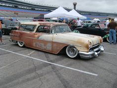 1956 Pontiac Safari Wagon
