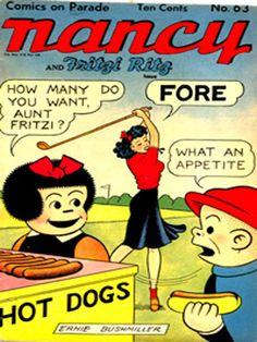 Nancy comic