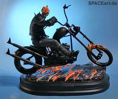 Ghost Rider: Ghost Rider on Motorcycle