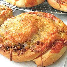Pizza Buns: King Arthur Flour