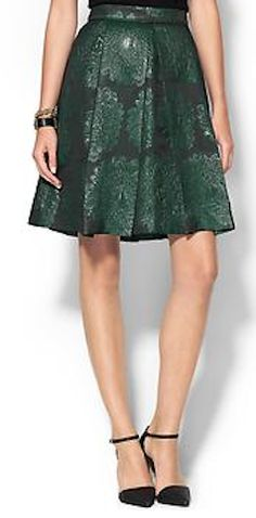 lovely print skirt  http://rstyle.me/~2w5uc