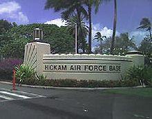 Hickam Air Force Base, Hawaii