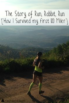 After a month of nursing an injury [and not running!] I took on the Run Rabbit Run 100...my first 100 miler. It went surprisingly well and you can read the full recap here: http://runaroundaroo.com/2014/09/19/my-first-100-mile-ultra-rrr100/! #ultrarunning #trailrunning #trailtime #rrr100 #runabler