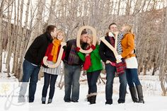 6 Tips For Taking Marvelous Holiday Group Photos | The Kicksend Blog