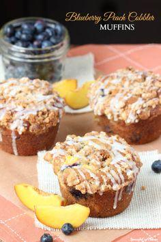 peach blueberrie, peaches and blueberries, blueberries and peaches, blueberri peach, peach muffin recipe, peach blueberry muffins, peach muffins recipe, peach cobbler muffins, blueberry peach muffins