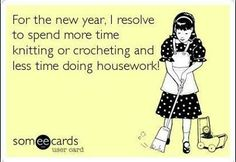 This is a resolution we can get behind!