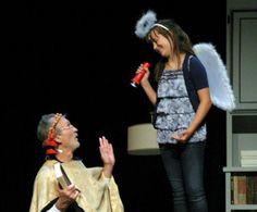 christma snow, stage drama, famili