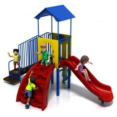 Playground Equipment for ages 2-12