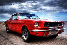 64 Ford Mustang