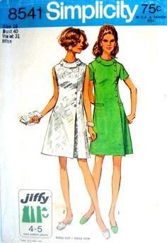 60's Jiffy Dress