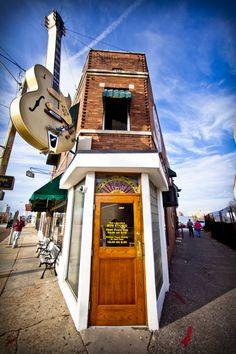 Sun Studio/ Memphis, TN