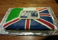 Happy Birthday Rayray Cake
