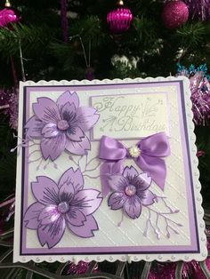 Using blossom stamps