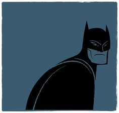 Batman | Illustrator: Travis Pitts