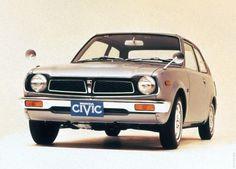 1973 Honda Civic