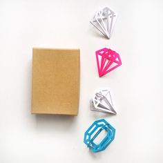 DIY 3d Gems