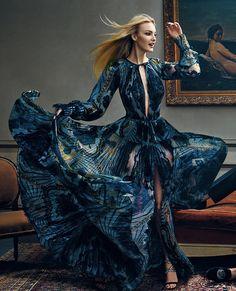 Movement. Norman Jean Roy. Vogue US