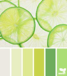 citrus hues