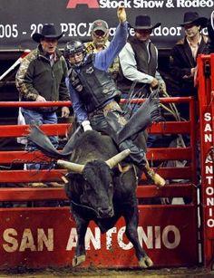 Snapshot NFR Bull Rider Cody Teel