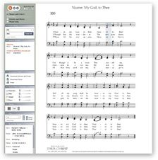 I was called to a position playing the piano on Sunday in the relief society with the Church of Jesus Christ Of Latter Day Saints [the reason I put together this board]. Like me, there are many others called to positions they are not prepared or qualified for and learn as you go. This website has an interactive music player that allows you to view, listen to, transpose, and print the Church hymns and children's songs. There are additional links to help all levels of musical backgrounds.