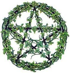 Pagan pentacles