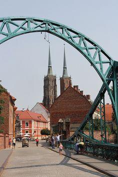 Wrocław, Poland.