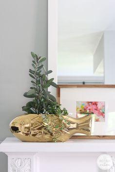 Gold Fish Planter