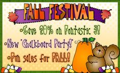 Celebrate the changing seasons with DJ's 'Fall Festival' sale! Going on through September 17, 2014... Visit the website today!