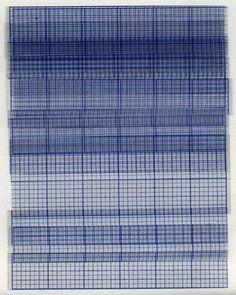 Jessie Thatcher: Plastic Grid I