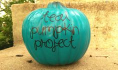Teal Pumpkins Keep Kids with Allergies Out of Danger - Food Allergy Research & Education Foundation