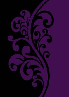 T1012 Purple Black White 2'0 x 3'0 Floral Oriental Area Rug Carpet