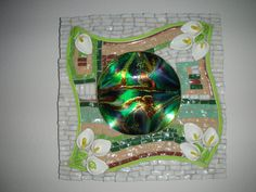 Mosaic Art Mixed Media by TinasMosaics on Etsy, $150.00