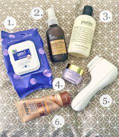 Summer Skin Care Routine. Simple & effective! #Summer #skincare #Beauty  http://www.hollybethorganics.com/shop/eye-cream/
