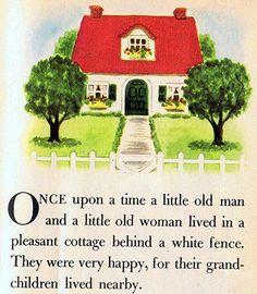 Grandma's house....