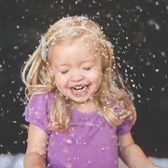 Indoor Snow Photo Tu
