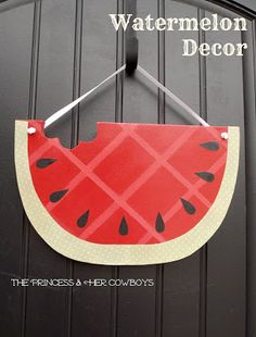 The Princess & Her Cowboys: Watermelon Crafts (HoH164)