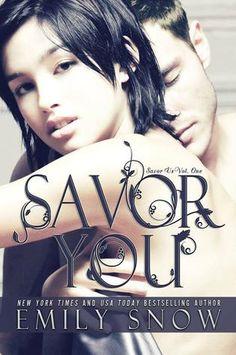Savor You by Emily Snow
