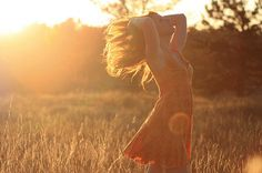field, cowgirl boots, girl hair, lyric, fool gold, blondes, dress fashion, sun flare, light