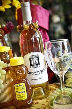 Summerside Vineyards Winery & Meadery - Vinita, OK; Producing wine, grape juice, and mead