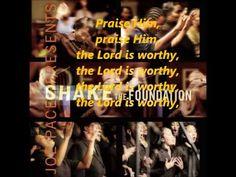 Joe Pace-Shake The Foundation