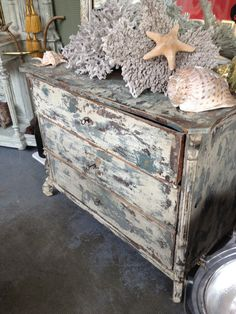 Antique French commode