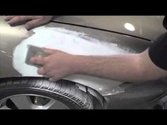 How To Apply Putty Over Bondo