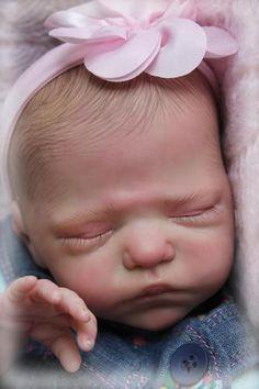 PRECIOUS BABAN A GORGEOUS MARITA WINTERS REBORN BABY GIRL EMILY | eBay