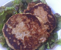 Salmon Fennel Cakes.  Rich in nutrition and flavor!  http://stalkerville.net/ #paleo