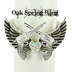 foto de Guns and Wings on Pinterest Guns Western Purses and